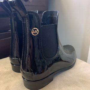 Michael Koran's boots